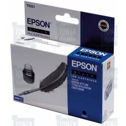 Cartouches Encre Noire EPSON T0321