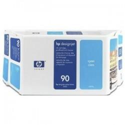 Value pack cyan HP90 – tête d'impression et cartouche pour designjet 4000