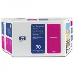 Value pack magenta HP90 – tête d'impression et cartouche pour designjet 4000