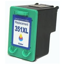 Cartouche générique couleur XL pour HP Officejet J5780 (N°351XL)