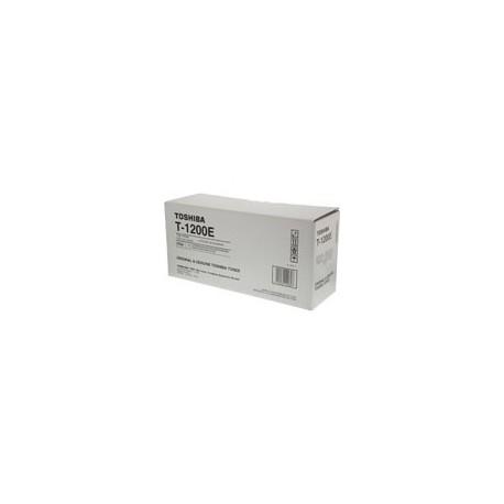 Toner noir Toshiba pour e-studio 12 / 15 / 120 / 150 / 151 (6B000000085)