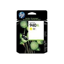 Cartouche jaune HP pour officeJet Pro 8000 / 8500 (N°940XL)
