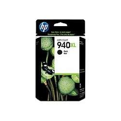 Cartouche noire HP pour officeJet Pro 8000 / 8500 (N°940XL)