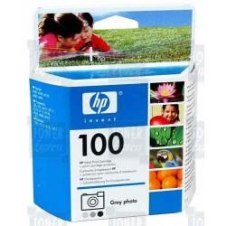 Cartouche grise HP pour Deskjet 6520 ...  (N°100)