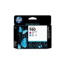 Tête d'impression magenta/cyan HP pour officeJet Pro 8000 / 8500 (N°940)