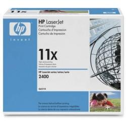 Toner Noir haute capacité HP laserjet 2400/2410/2420/2430 (11X)