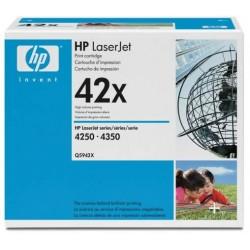 Toner HP haute capacité pour LaserJet 4250/4350 (42X)