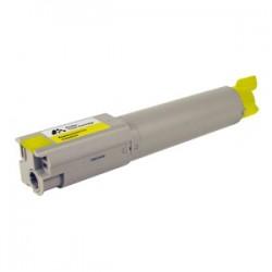 Toner jaune générique pour Oki C3520mfp / C3530mfp / MC360mfp