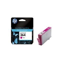 Cartouche magenta HP pour photosmart B8550 / C5380... (N°364 / N°178)