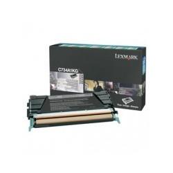 Toner noir Lexmark pour C734 / C736 / X734 / X736 / X738
