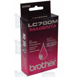 Cartouche d'encre Brother LC700M Magenta