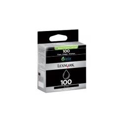 Cartouche noir Lexmark N°100 pour Platinum Pro905 / Presige Pro805...