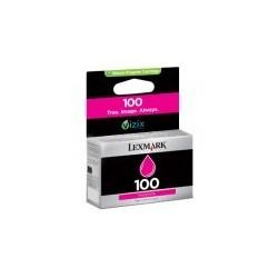 Cartouche magenta Lexmark N°100 pour Platinum Pro905 / Presige Pro805...