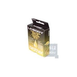 Cartouche d'encre Brother LC800Y Jaune