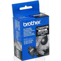 Cartouche d'encre Haute capacité Brother LC900HYBK Noire