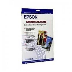 Papier Epson A3 semi glacé (20 feuilles) 251gr/m2 pour jet d'encre
