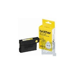 Cartouche d'encre Brother LC01Y Jaune