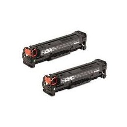 2 Toners noirs génériques pour HP laserjet CP2020/CP2025/CM2320MPF (304A)