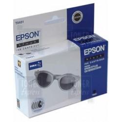 Cartouche d'encre Epson T0431 Haute capacité Noire