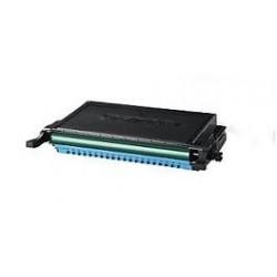 Toner cyan générique haute capacité pour Samsung CLP-610ND / 660D / 660ND