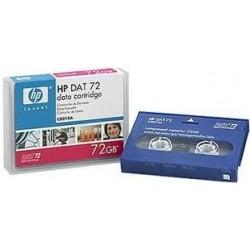 Cartouche de données HP - DAT 72  36Gb/72Gb DDS5  170 m