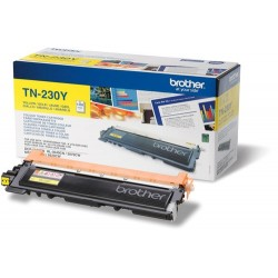 Toner jaune Brother pour dcp9010 / HL3040....