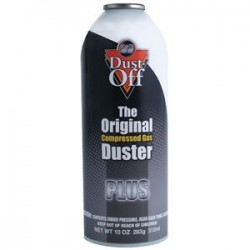 12 Recharges Dust-Off Plus, ctn/12, Dust-Off® 300ML