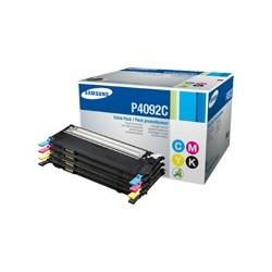Pack de 4 Toners Samsung pour clp 310 / CLP 315 / CLX 3170... (SU392A)