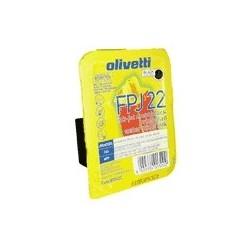 Cartouche d'encre Olivetti B0042 (FPJ22 - JP150) noire
