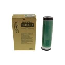 2 * Cartouche d'encre verte Riso pour GR3770