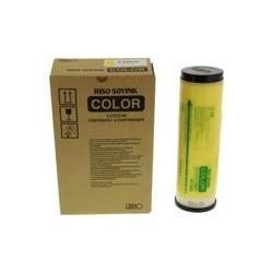 2 * Cartouche d'encre jaune Riso pour GR3770