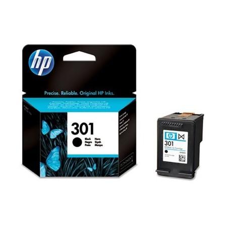 Cartouche noir HP pour deskjet 1050 / 2050 / 3050 ... (N°301)