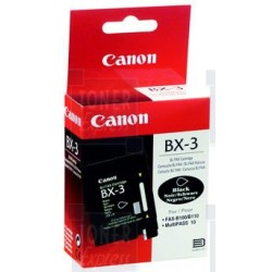 Cartouche d'encre Canon BX3 Noire (0884A002AA)