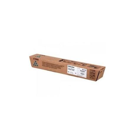 Toner cyan Ricoh pour aficio MPC4000 / MPC5000  (841459/842051)