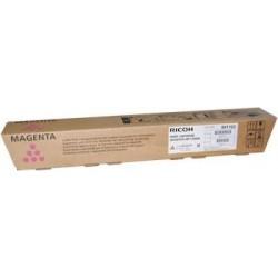 Toner magenta Ricoh pour aficio MPC4000 / MPC5000 (841458/842050)