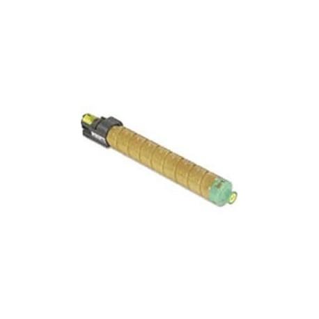 Toner jaune Ricoh pour aficio MPC4000 / MPC5000  (841457/842049)
