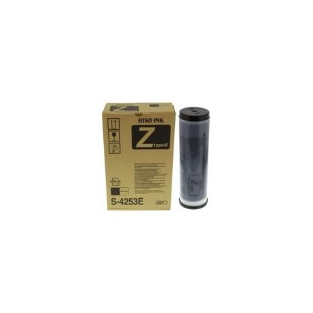 2 * Encre noir RISO pour RZ 370 / RZ220 ... (S-4253E)