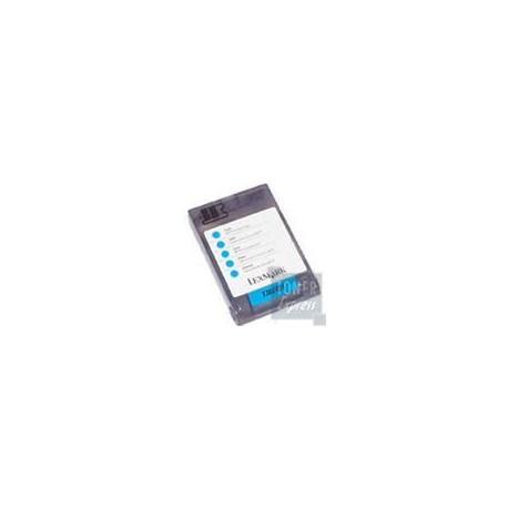 Cartouche Encre Cyan Lexmark 001380491