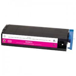 Toner générique magenta MédiaSciences 100% neuf pour Oki C7000/7200/7400...(Type C2)