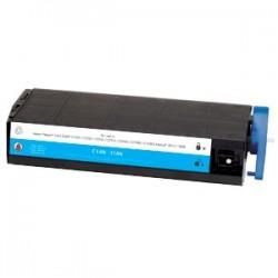 Toner générique cyan MédiaSciences 100% neuf pour Oki C7000/7200/7400...(Type C2)