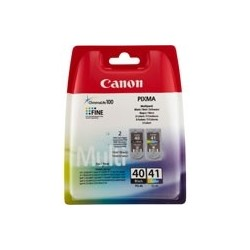 Multipack Canon PG-40/CL-41 (PG40/CL41)