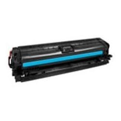 Toner cyan générique pour HP ColorLaserJet CP4025 / CP4525 (648A)