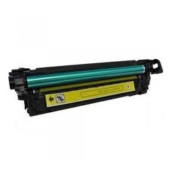 Toner jaune générique pour HP ColorLaserJet CP4025 / CP4525 (648A)