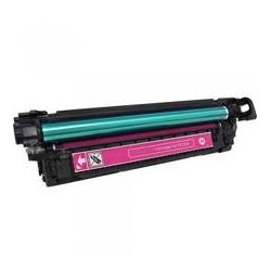 Toner magenta générique pour HP ColorLaserJet CP4025 / CP4525 (648A)
