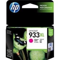 Cartouche magenta HP pour officejet pro 6100 / 6600 / 6700 (N°933XL)