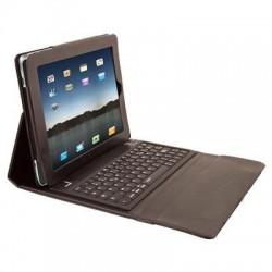 Étui simili-cuir noir pour iPad mini clavier en connexion Bluetooth - Urban Factory