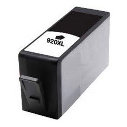 Cartouche noire générique pour HP pour officejet 6500 ...(N°920XL)