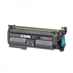 Toner cyan générique haute qualité Médiasciences pour HP ColorLaserJet CP4025 / CP4525 (648A)