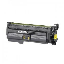 Toner jaune générique haute qualité Médiasciences pour imprimante HP ColorLaserJet CP4025 / CP4525 (648A)