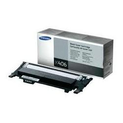 Toner noir Samsung pour CLP360 / CLP365 / CLX3300 ... (SU118A)